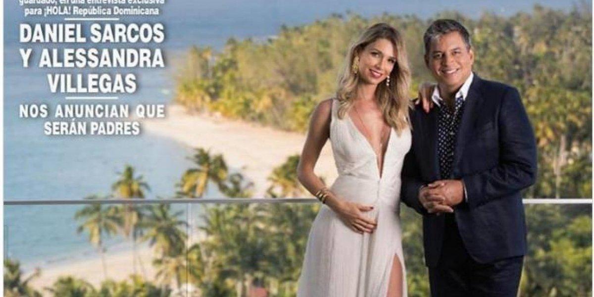 Daniel Sarcos confiesa que será papá por tercera vez