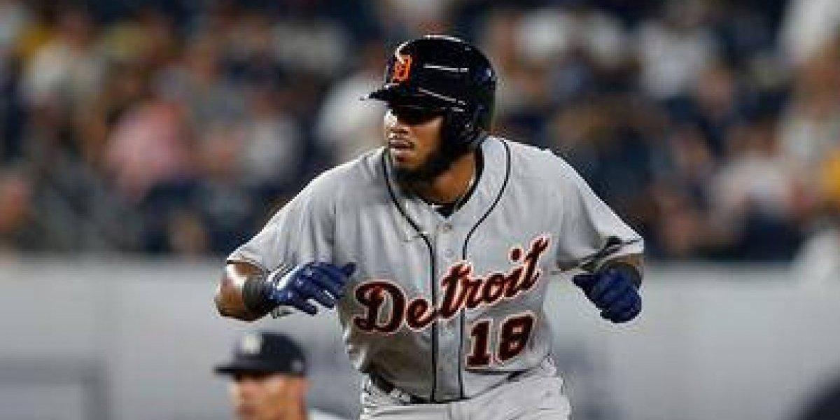 Dawel Lugo mostró sus credenciales ante los Yankees
