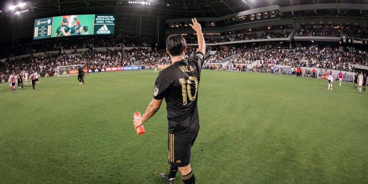 VIDEO: Carlos Vela mete gol en la victoria de Los Ángeles