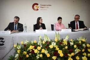 Donación España a CICIG