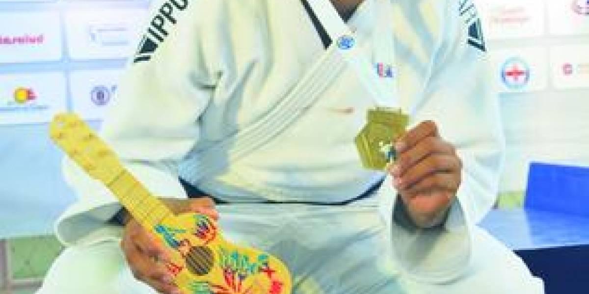 Del Orbe, Silvestre y Florentino ganan oro en cierre Open Panamericano