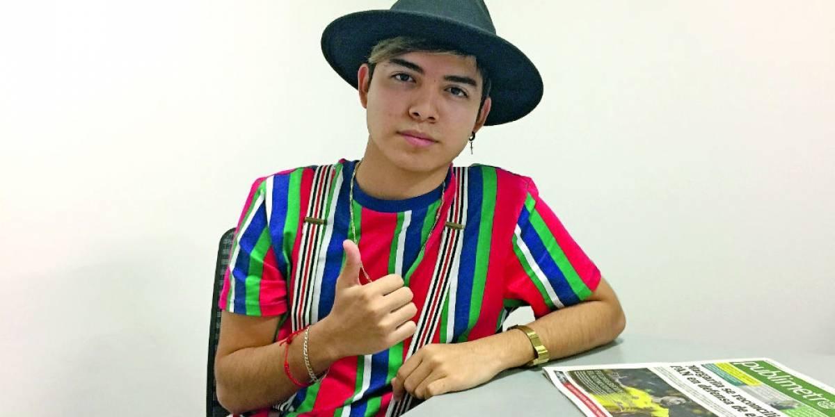 Freddy Vázquez: Quiere mostrar el otro lado de la música urbana