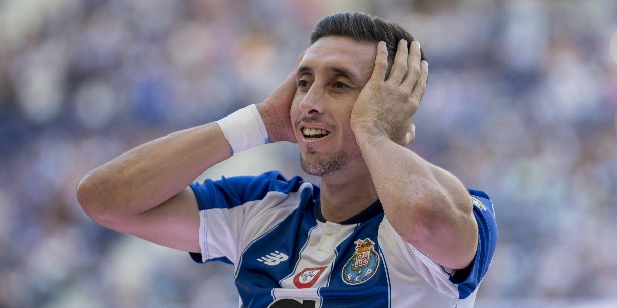 VIDEO: Héctor Herrera anotó un golazo para adelantar al Porto