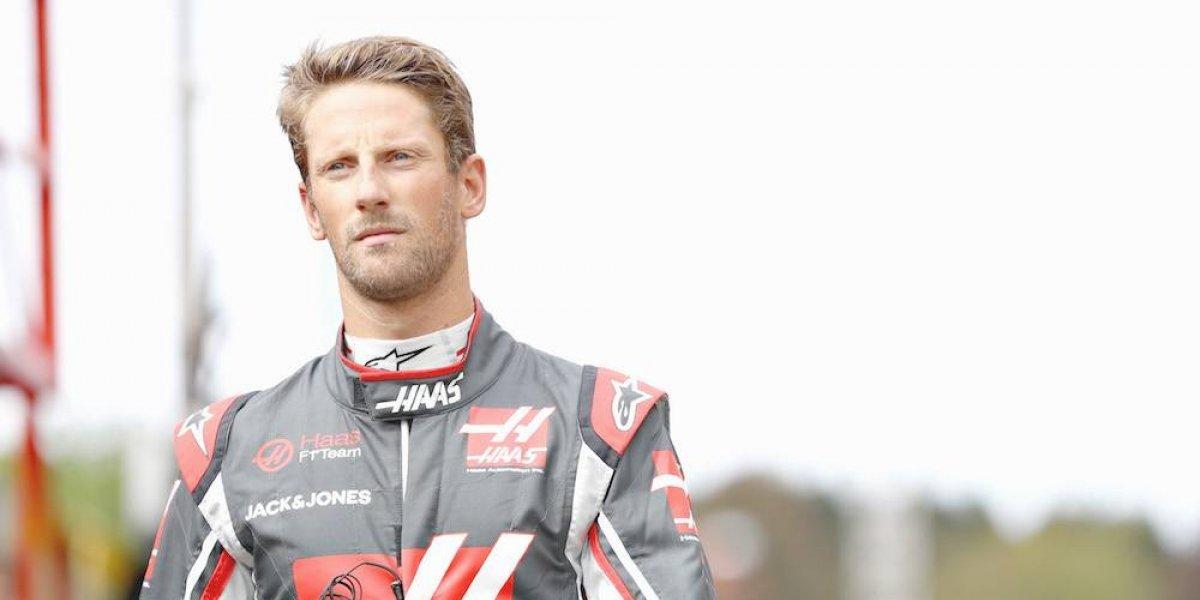 Grosjean es descalificado del GP de Italia, Checo asciende a la séptima posición
