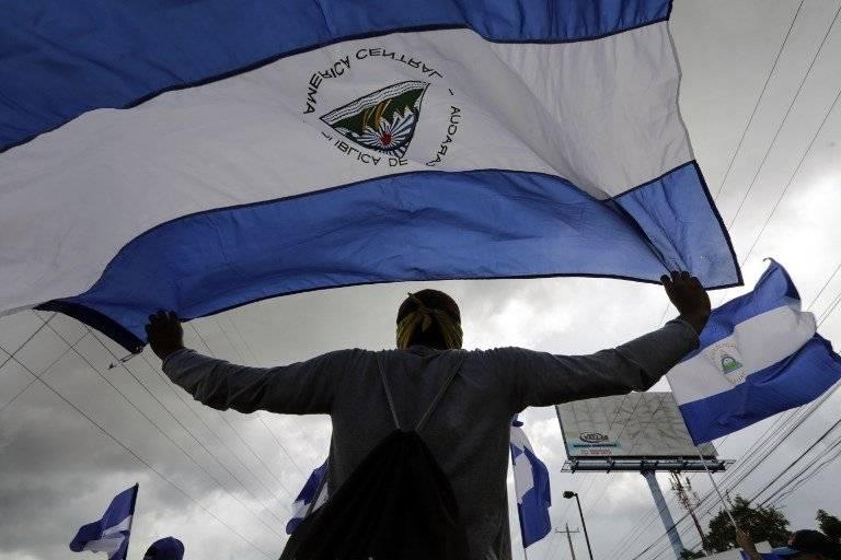Enfrentamientos en Nicaragua