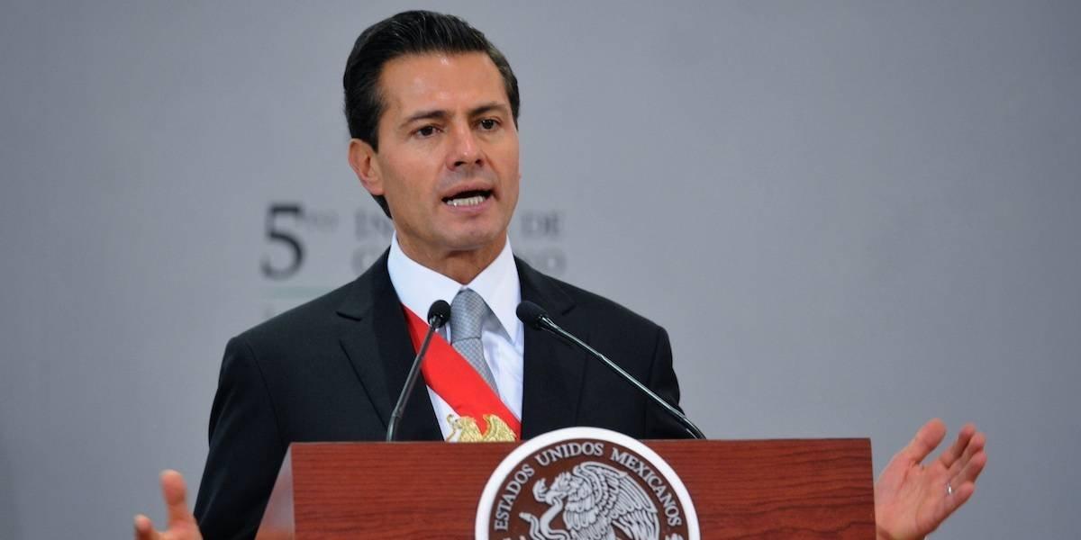 Todo listo para el último Informe de Gobierno de Peña Nieto