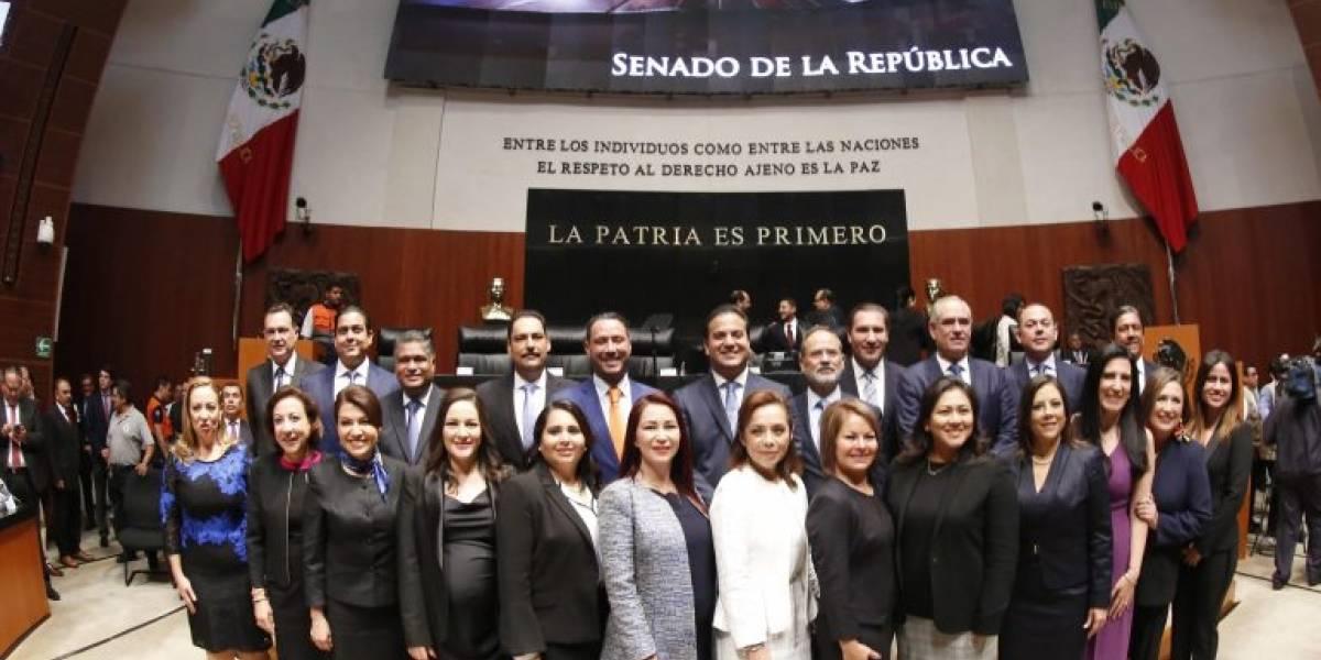 Senadores del PAN presentan 10 acciones prioritarias por México