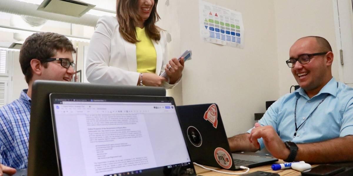 Universitarios contribuyen a transformación digital del gobierno