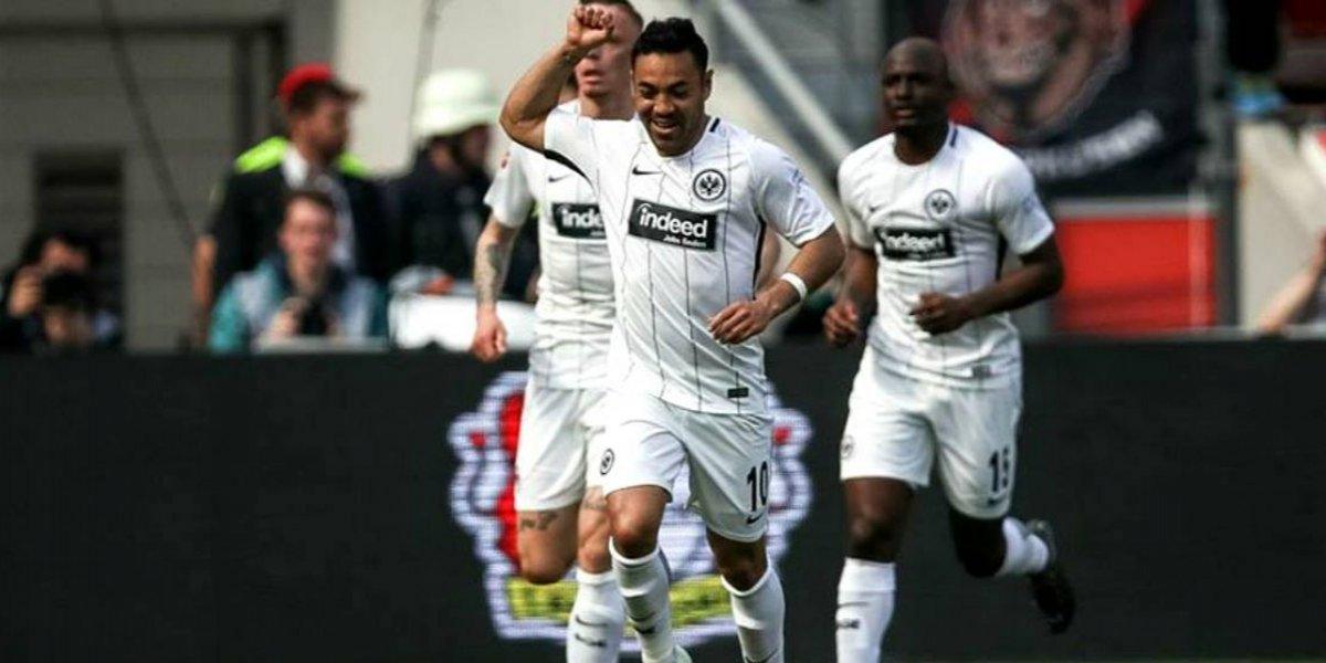 Chivas y Eintracht Frankfurt harían trueque por Marco Fabián