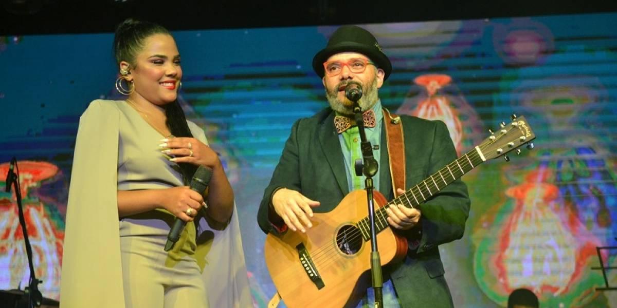 """Con su concierto """"Entre amigos"""", Martha Heredia demostró que quiere seguir cantando"""