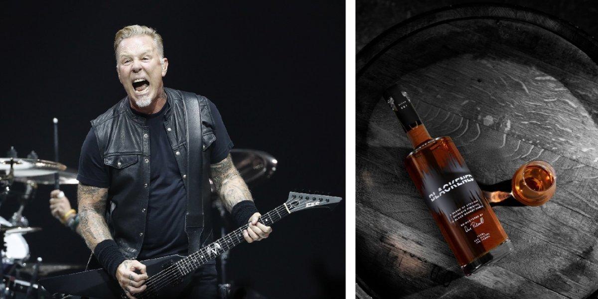 Metallica, Pearl Jam, Héroes del silencio y otras bandas que tienen su propia bebida alcohólica