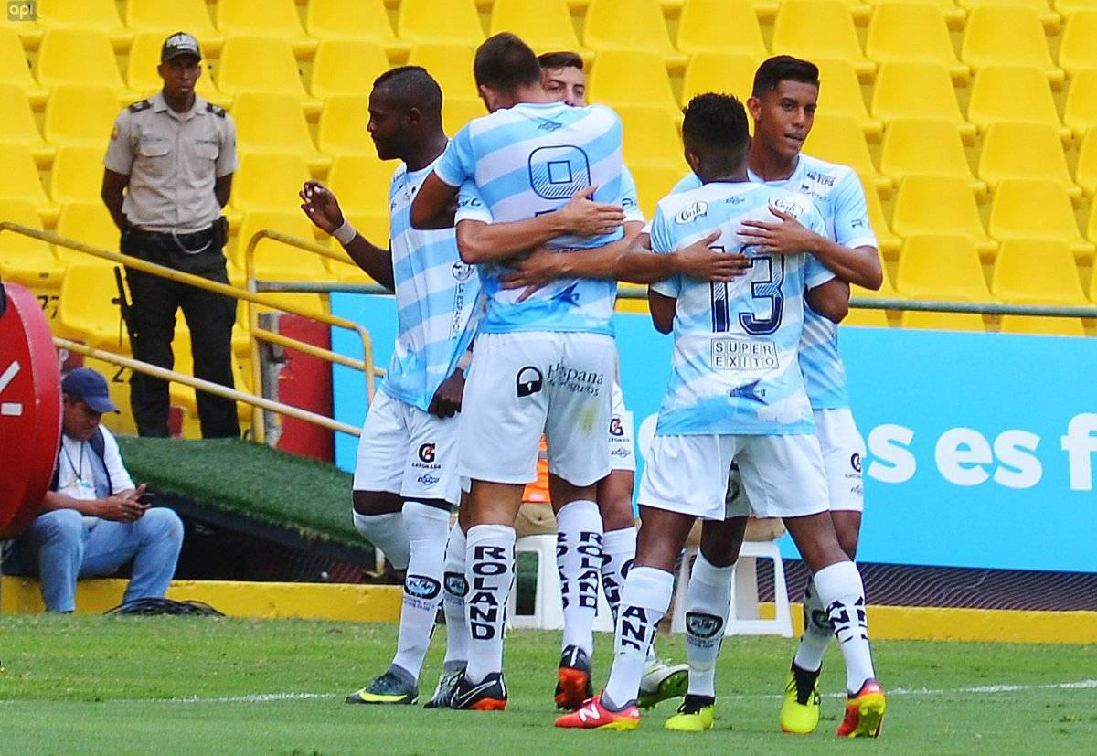 Barcelona SC vs Guayaquil City: City es la pesadilla del Monumental