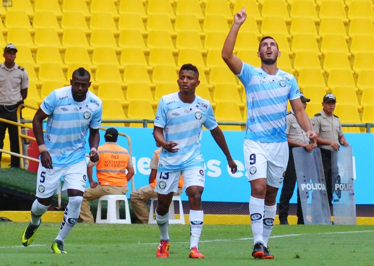 Barcelona SC vs Guayaquil City: City es la pesadilla del Monumental API
