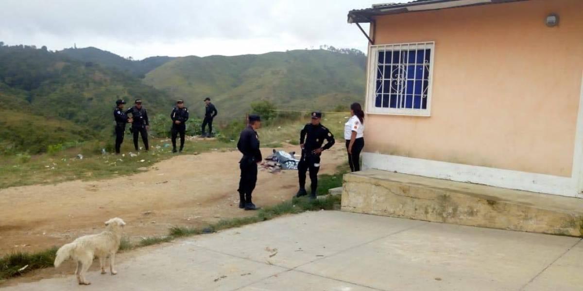 Mujer lapidada muere en San Pedro Ayampuc