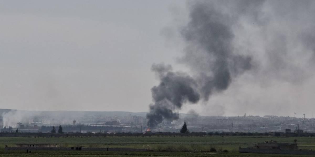 Israel lanzó misiles contra aeropuerto de Damasco, Siria