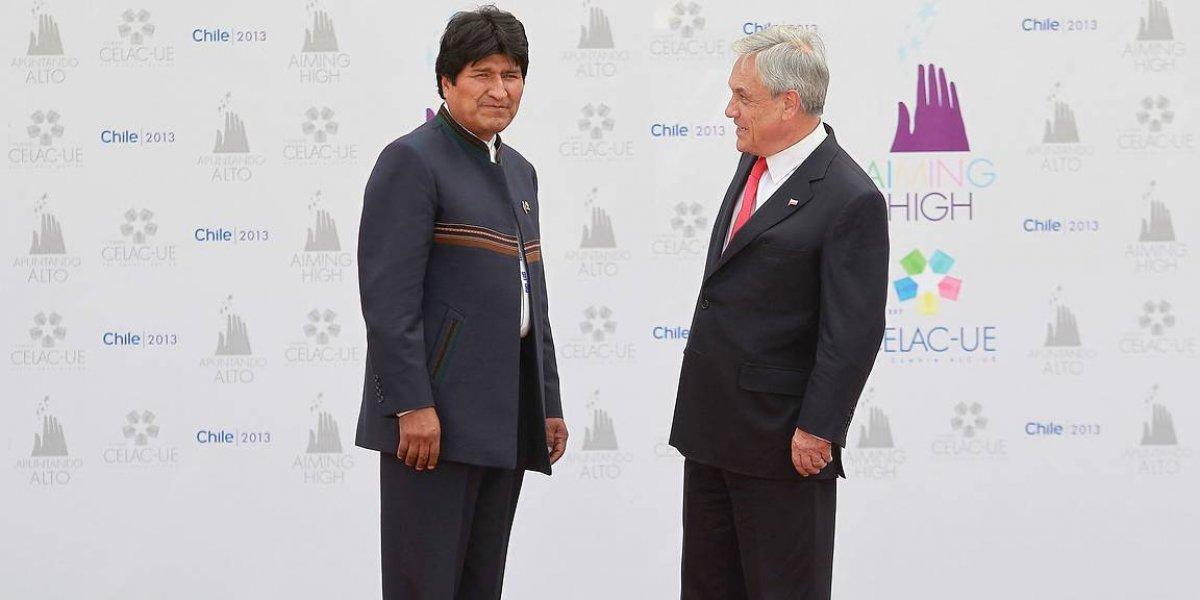 Revelan minutas secretas entre Sebastián Piñera y Evo Morales por una salida al mar