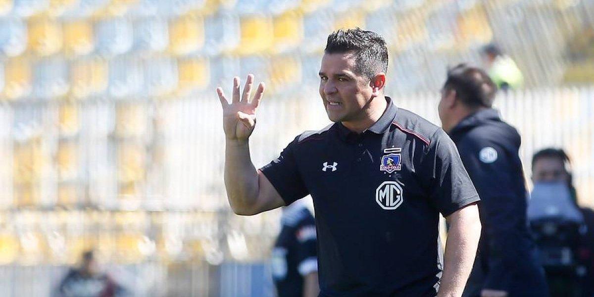 """Héctor Tapia no puede creer la goleada que le dio Everton a Colo Colo: """"No estaba en los planes"""""""