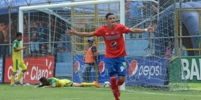 Gol de José Carlos Martínez a Chiantla