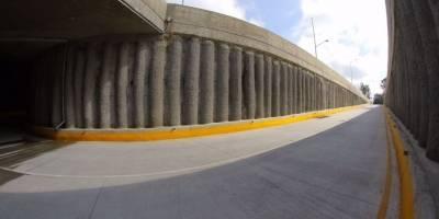 Inauguran los retornos subterráneos en Periférico y 5 de Mayo