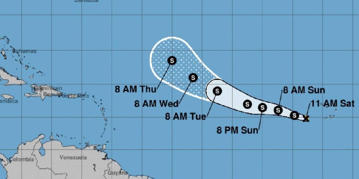 Tormenta tropical Florence no presenta peligro para el país y sigue en mar abierto del Atlántico