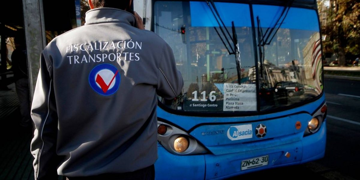 Transportes estudia alargar el contrato a la empresa peor evaluada del Transantiago