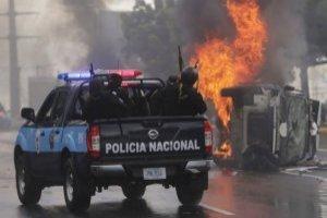 Violencia en Nicaragua