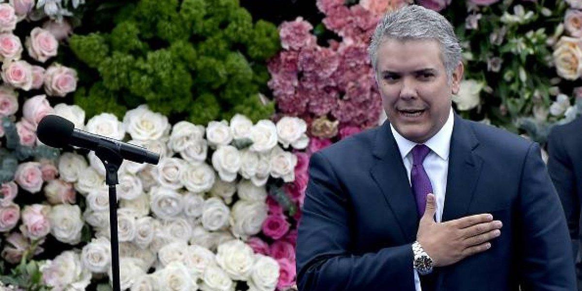 Iván Duque dice que migración venezolana es un desafío para Colombia
