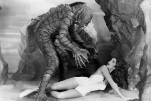 'O Monstro da Lagoa Negra' (1954), de Jack Arnold