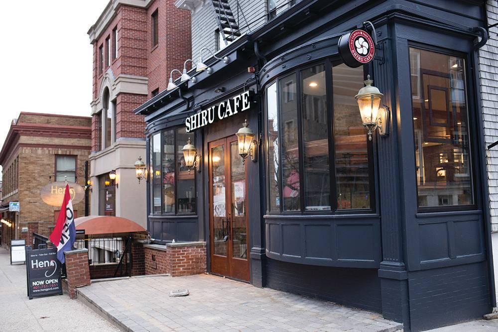 Cafetería Shiru