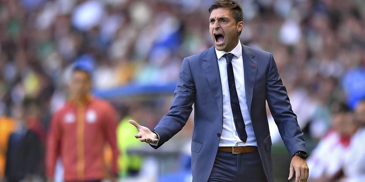 Va Rayados sin Diego Alonso al Clásico regio