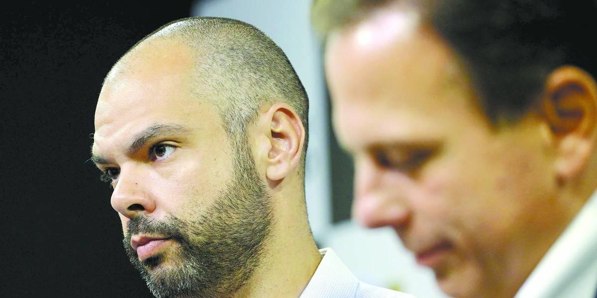 Reforma de Bruno Covas elimina alterações feitas por João Doria