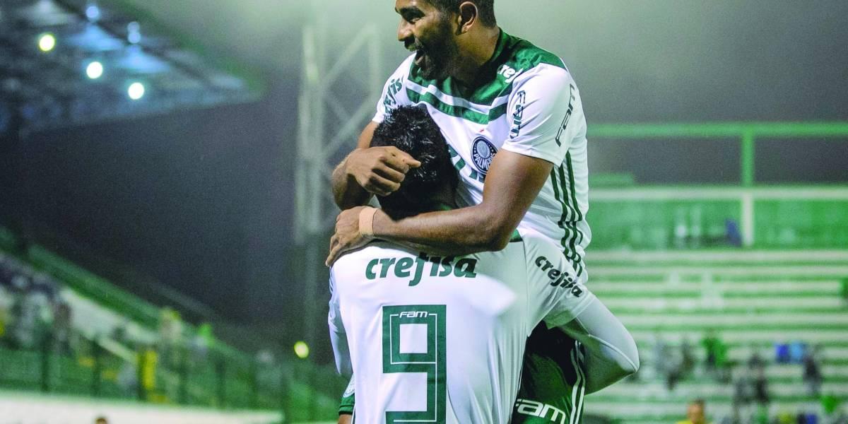 Campeonato Brasileiro: onde assistir ao vivo o jogo Palmeiras x Atlético-PR pela 23ª rodada