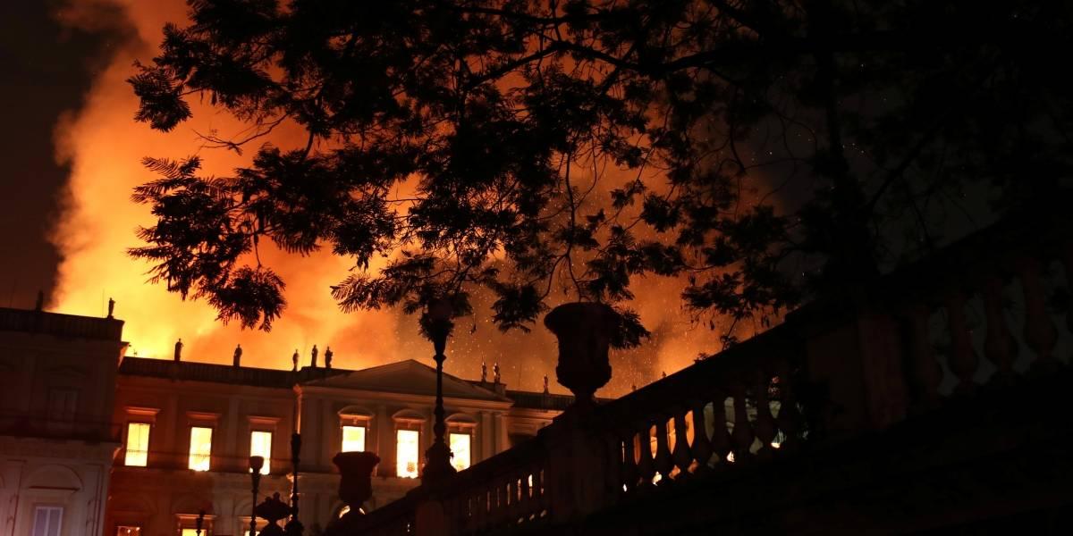 Incêndio no Museu Nacional é destaque na imprensa estrangeira