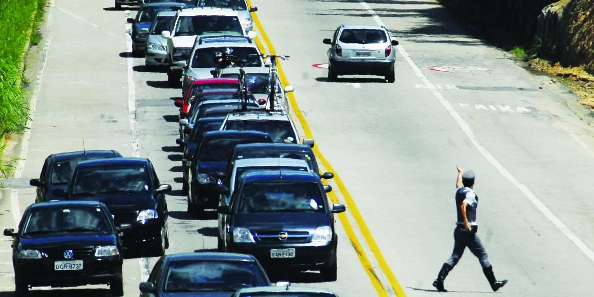 Vai para a praia? Confira a situação das rodovias de São Paulo