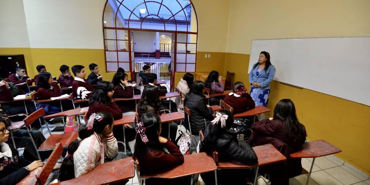 Reforma educativa, la semilla más importante en los últimos 60 años: Peña Nieto