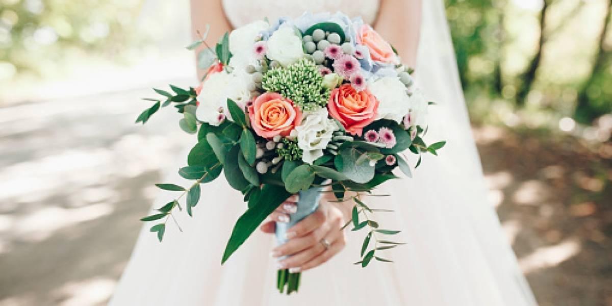 Por amor a Cali, mujer llegó a su boda en Mío