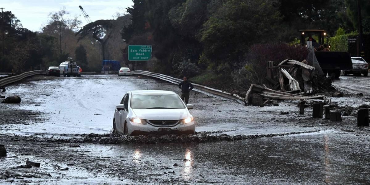 Nueve municipios del norte y zona metro bajo advertencia de inundaciones