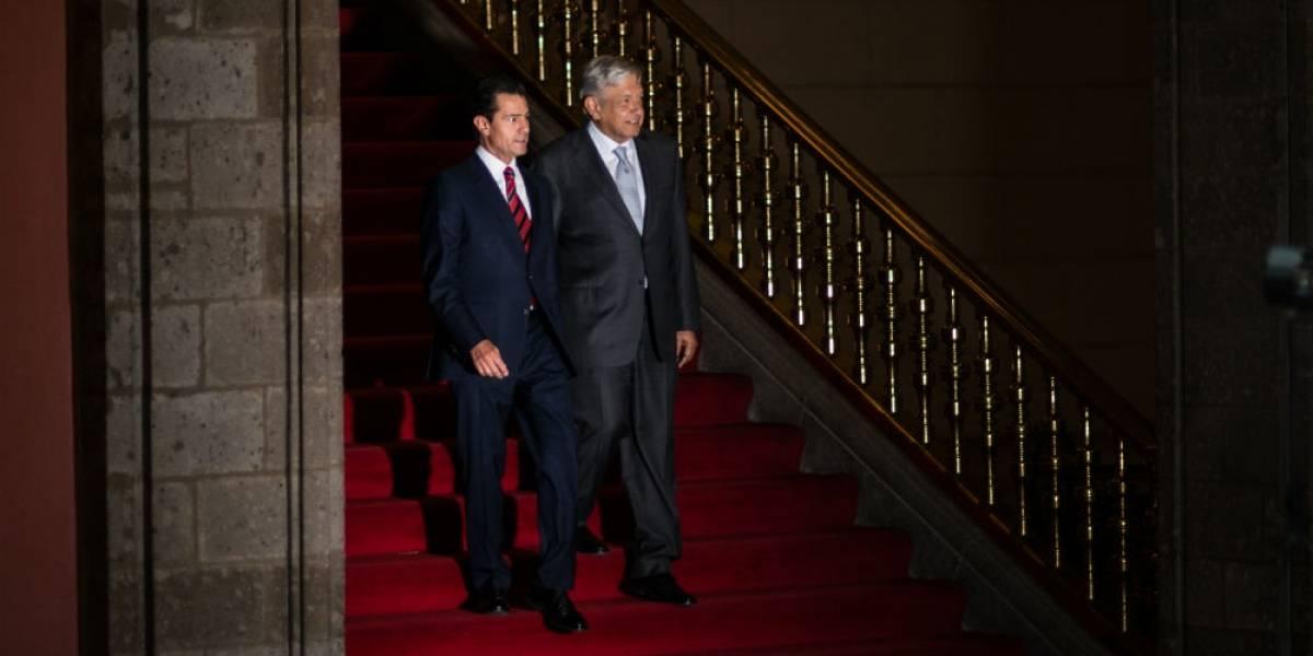 El México que Peña Nieto le deja a López Obrador