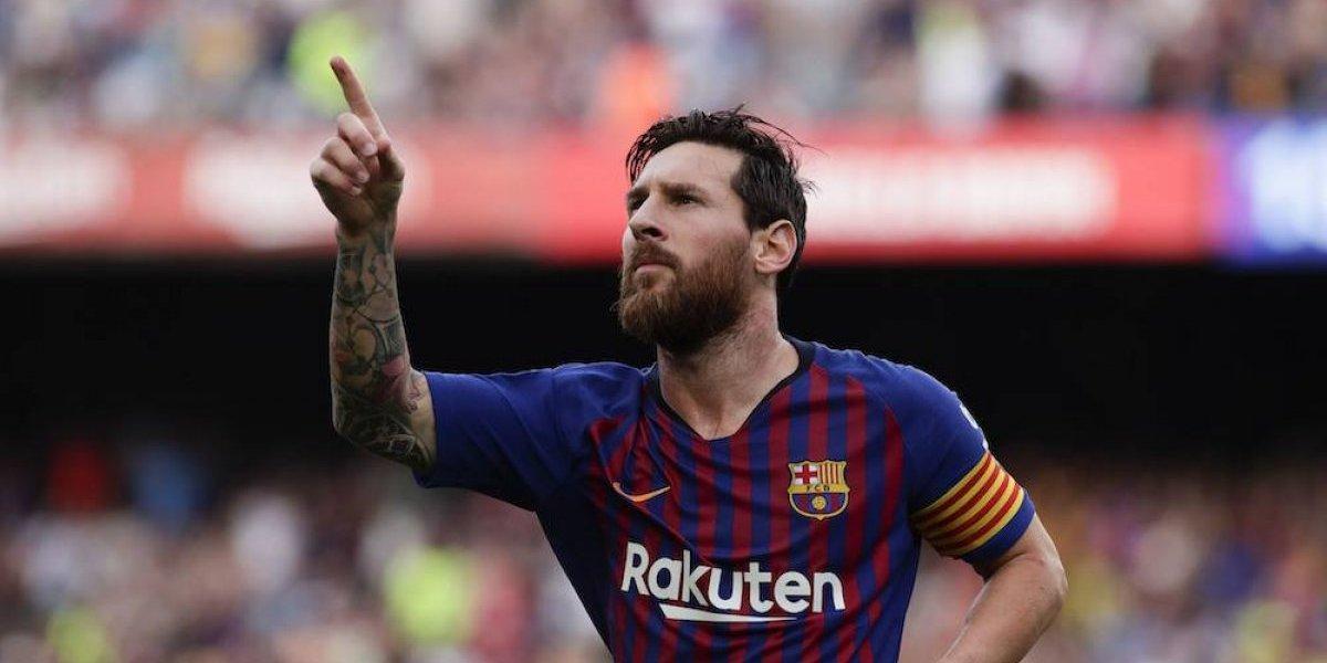 Messi admite que lo sorprendió la partida de Cristiano Ronaldo