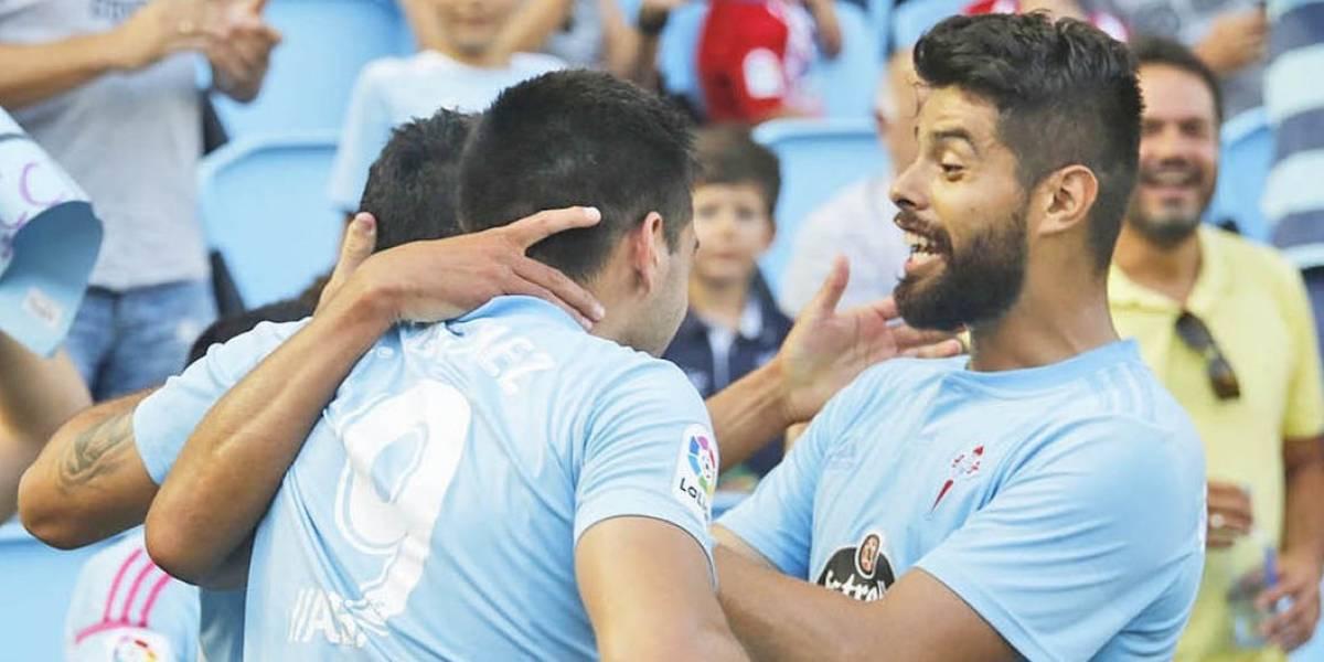 Néstor Araujo aparece en el 11 ideal de la Liga española