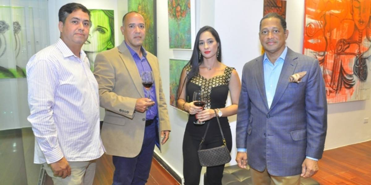 #TeVimosEn: Do Arte Contemporáneo inaugura exposición en Blue Mall