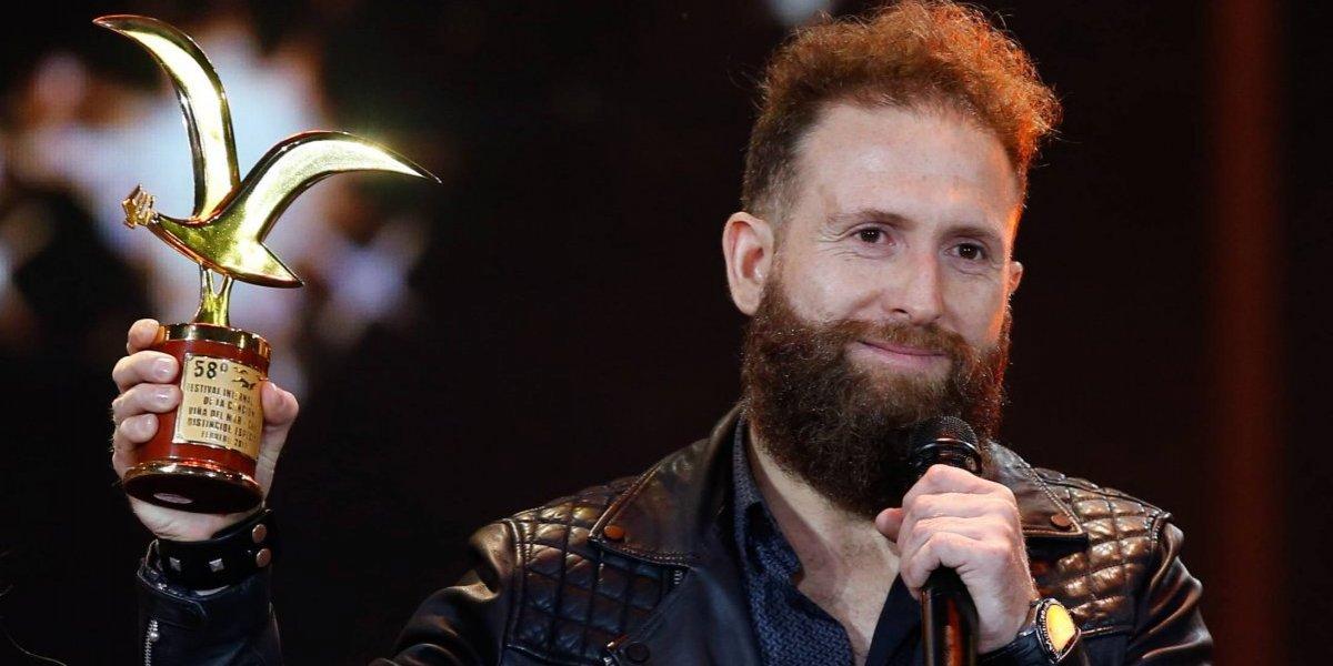 Juan Pablo López es el primer fichaje del humor: Festival de Olmué festejará por todo lo alto sus bodas de oro