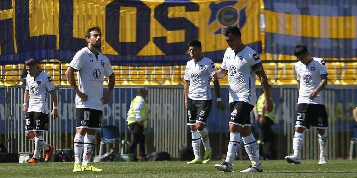 El peor Colo Colo en Primera División tras cinco años