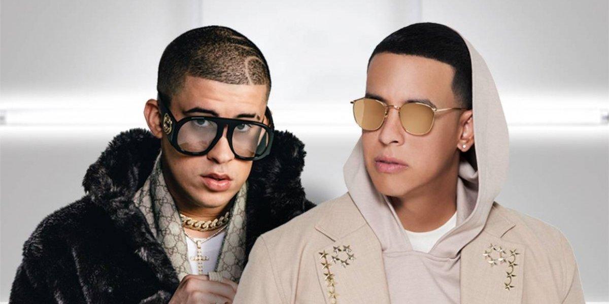 Bad Bunny y Daddy Yankee juntos en Altos de Chavón