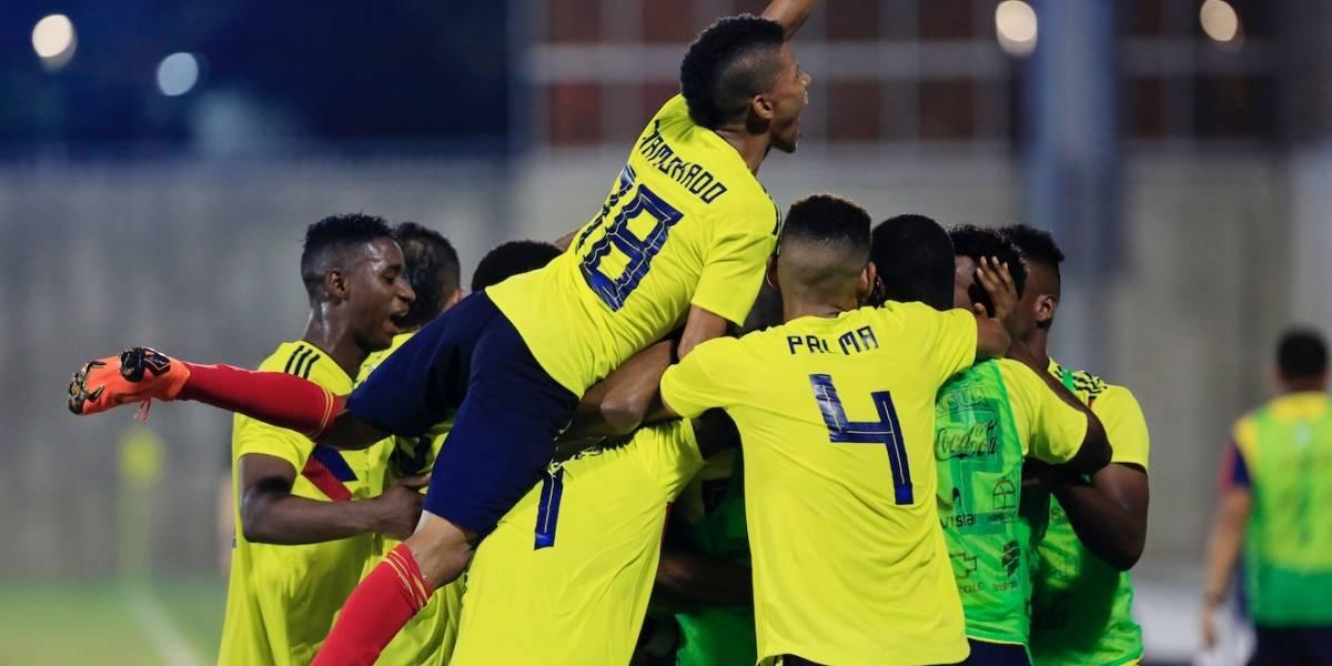 ¡Alerta amarilla! Crack de la Selección está en duda para el amistoso contra Venezuela, por lesión