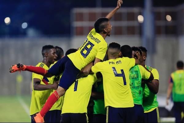 Día y hora para partido amistoso Colombia vs Venezuela