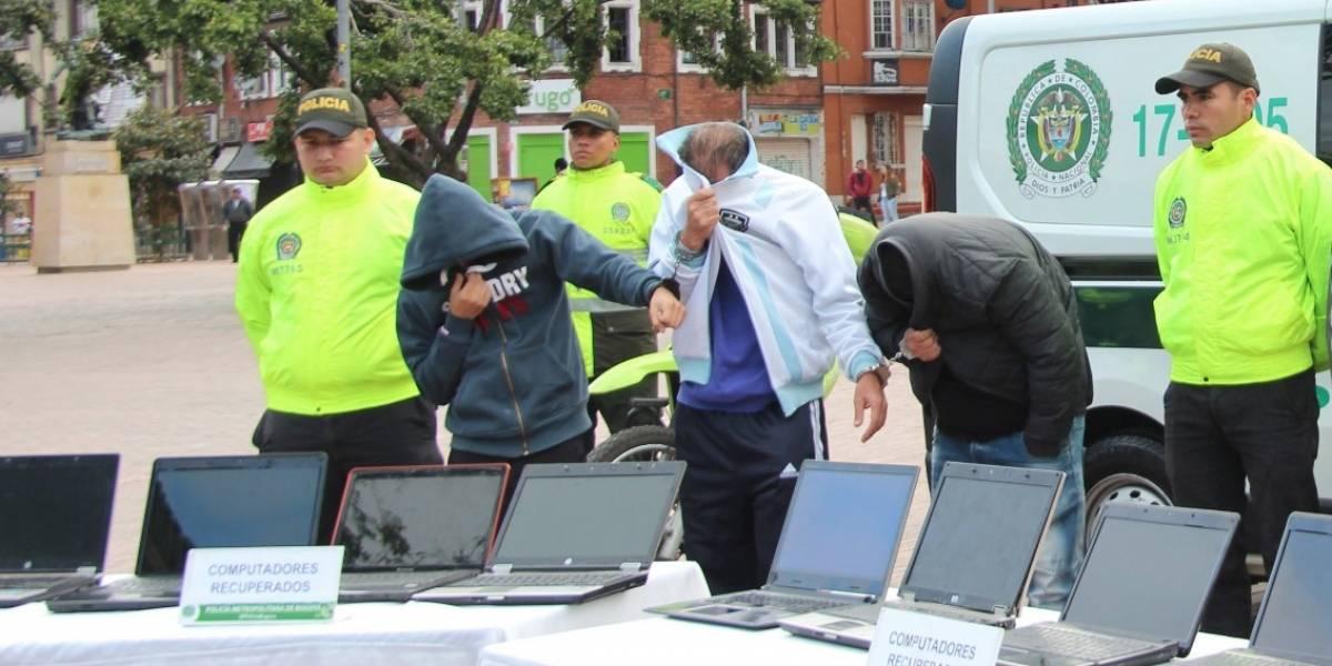 La Fiscalía detuvo a 121 personas acusadas de delitos informáticos