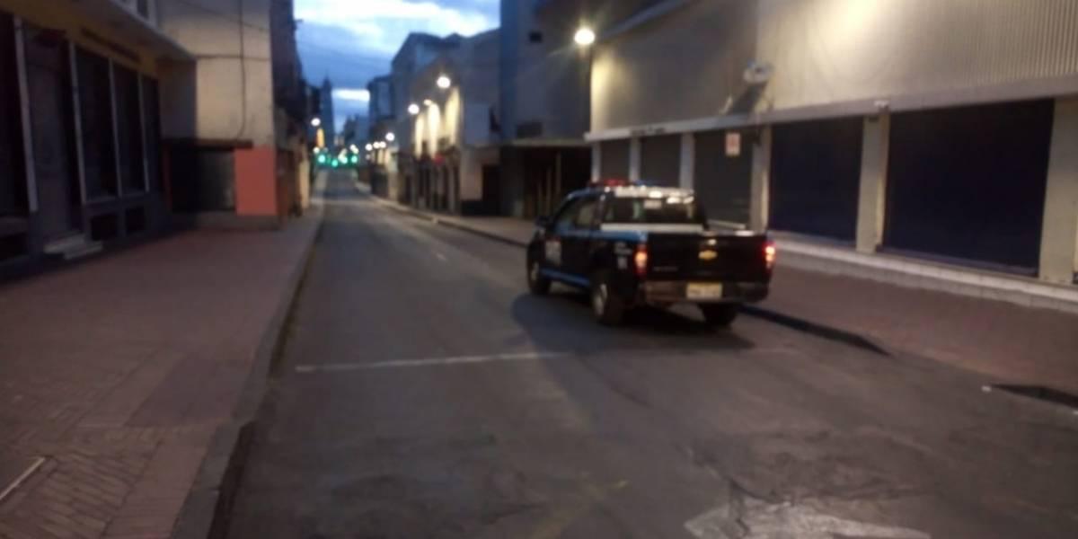 Quito: Desde este 03 de septiembre se habilitará la calle Venezuela
