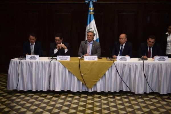 Comisión pesquisidora contra Jimmy Morales