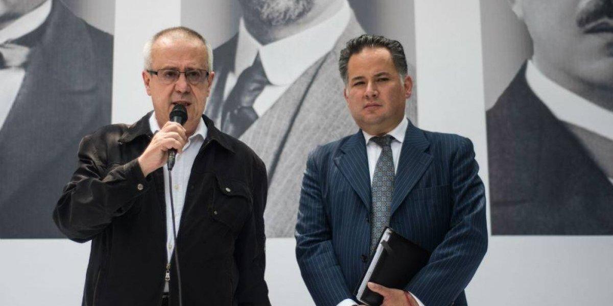 Santiago Nieto, próximo titular de la Unidad de Inteligencia Financiera de Hacienda